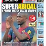 Mundo Deportivo: Super Abidal