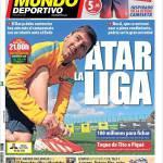 Mundo Deportivo: Legare la Liga