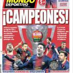 Mundo Deportivo: Campioni