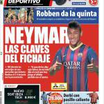 Mundo Deportivo: Neymar pone le chiavi sulla firma