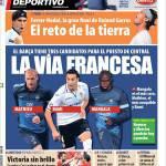 Mundo Deportivo: La via francese