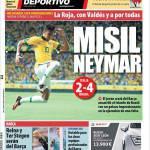 Mundo Deportivo: Missile Neymar