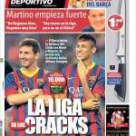 Mundo Deportivo: La Liga delle crepe
