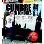 Mundo Deportivo: Vertice a Londra