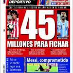Mundo Deportivo: 45 milioni per un acquisto