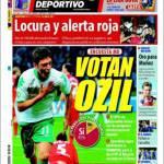 Mundo Deportivo: Votano Ozil