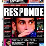 Mundo Deportivo: Offertona del City per Ibrahimovic