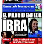 Mundo Deportivo: Il Real Madrid pensa ad Ibrahimovic
