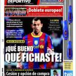 Mundo Deportivo: Che buono, si è conclusa!