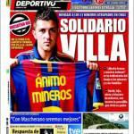 Mundo Deportivo: Villa solidale