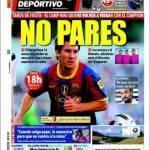 Mundo Deportivo: Non si fermano