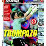 Mundo Deportivo: Colpo