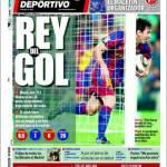 Mundo Deportivo: Re del gol