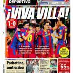 Mundo Deportivo: Viva Villa!