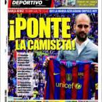 """Mundo Deportivo: """"Mettetevi la maglietta!"""""""