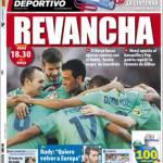 El Mundo Deportivo: Vendetta!