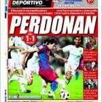 El Mundo Deportivo: Perdonati