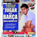 """Mundo Deportivo: """"Giocare nel Barça sarebbe fantastico"""""""