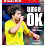Mundo Atletico: Atletico Madrid, Diego ok