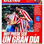 Mundo Atletico: Oggi può essere un grande giorno