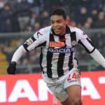 Calciomercato Inter, Muriel: Affascinato dall'Inter ma voglio restare ad Udine