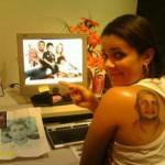 Juventus, Melo torna alla ribalta…grazie ad un tatuaggio! – Foto