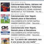 Calciomercatonews.com non ti abbandona mai! Gratis l'applicazione per iPhone, iPad e iPod Touch!