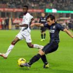 Moviola Inter-Chievo: Nagatomo, il gol era regolare. Manca un possibile rigore ai nerazzurri