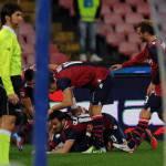 Serie A, Napoli-Bologna 2-3: gli azzurri fanno harakiri, gli ospiti vincono fotofinish