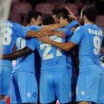 Video – Serie A, Napoli-Catania 2-1: vittoria di misura firmata Callejon e Hamsik