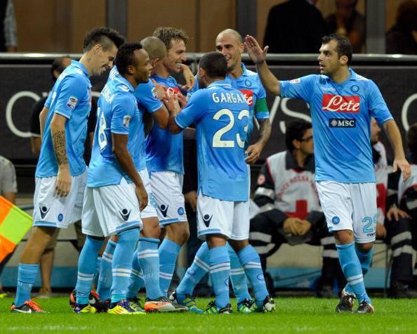 napoli788 Cagliari Roma: voti, pagelle e tabellino dell'anticipo di Serie A
