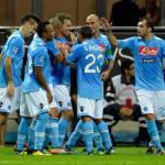 Serie A, il Napoli stende il Cagliari mentre l'Inter riemerge a Verona