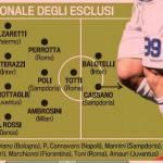 Mondiali 2010, ecco la nazionale italiana degli esclusi dalla lista – Foto