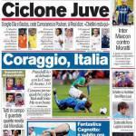 Corriere dello Sport: Ciclone Juve