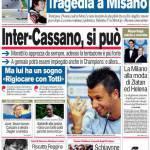 Corriere dello Sport: Inter-Cassano, si può
