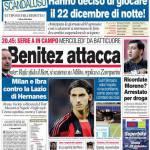 Corriere dello Sport: Benitez attacca
