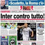 Corriere dello Sport: Inter contro tutto!