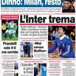 Corriere dello Sport: L'Inter trema
