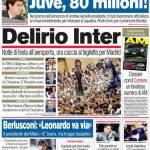 Corriere dello Sport: Delirio Inter
