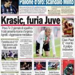 Corriere dello Sport: Krasic furia Juve