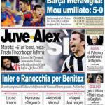 Corriere dello Sport: Juve-Alex, si!