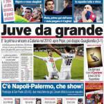 Corriere dello Sport: Juve da grande