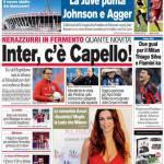 Corriere dello Sport: Inter, c'è Capello