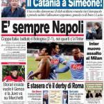 Corriere dello Sport: Il Catania a Simeone!