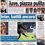 Corriere dello Sport: Juve, piazza pulita