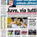 Corriere dello Sport: Juve, via tutti
