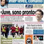 """Corriere dello Sport: """"Juve, sono pronto"""""""