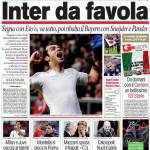 Corriere dello Sport: Inter da favola