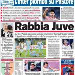 Corriere dello Sport: Rabbia Juve