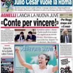 """Corriere dello Sport: """"Conte per vincere"""""""